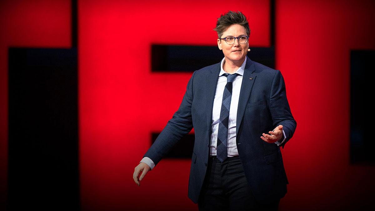 سخنرانی تد : سه ایده، سه تناقض، شاید هم نه!