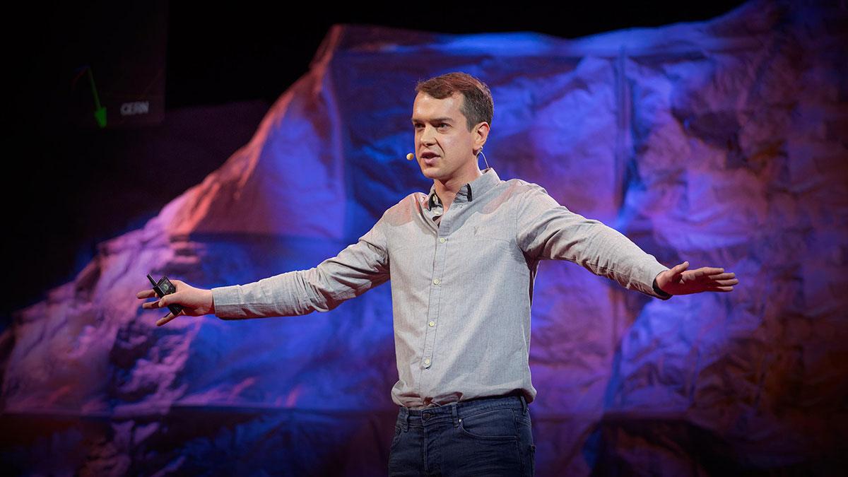سخنرانی تد : آیا به پایان فیزیک رسیدهایم؟