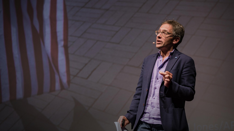 سخنرانی تد : آمریکا چطور باید از جایگاه ابرقدرتی خود استفاده کند