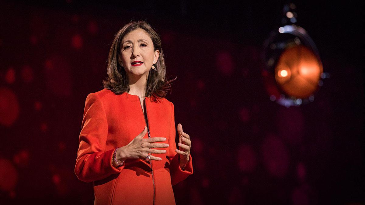 سخنرانی تد : آنچه شش سال اسارت در مورد ترس و ایمان به من آموخت