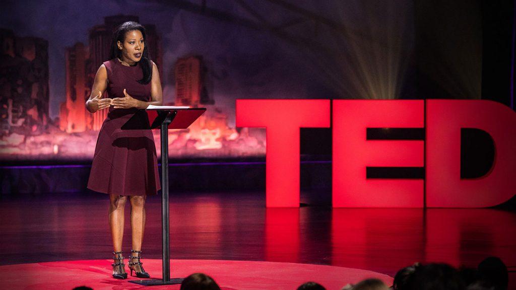 سخنرانی تد : مهاجرت بزرگ و قدرت یک تصمیم واحد