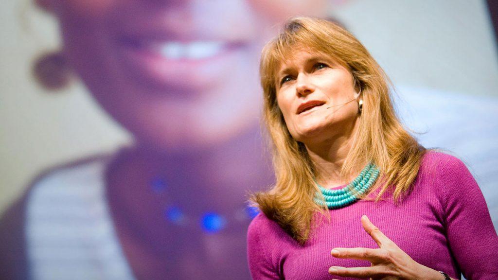 """سخنرانی تد : """"ژاکلین نووگراتز"""" در رهایی از فقر"""