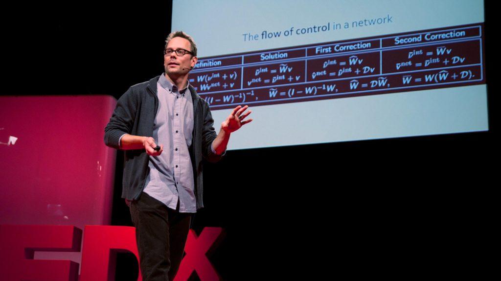 سخنرانی تد : جیمز ب. گلاتفلدر: چه کسی بر دنیا تسلط دارد؟