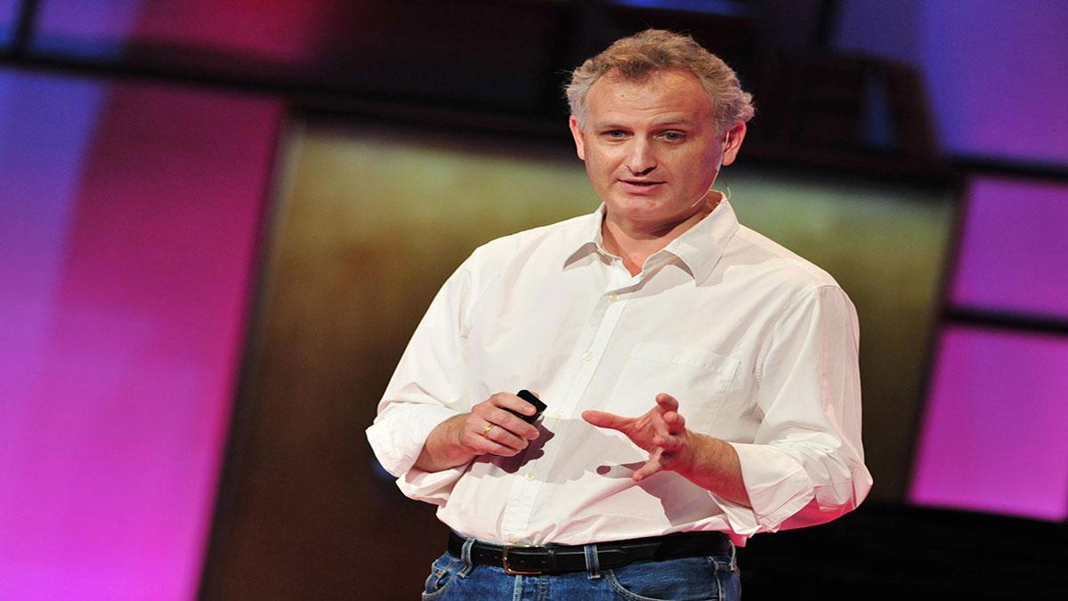 سخنرانی تد : جیمزگیری، سخن گفتن استعاری