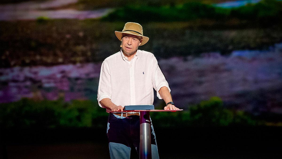 سخنرانی تد : جیمز هانسن: چرا باید درباره تغییرات آب و هوایی صحبت کنم