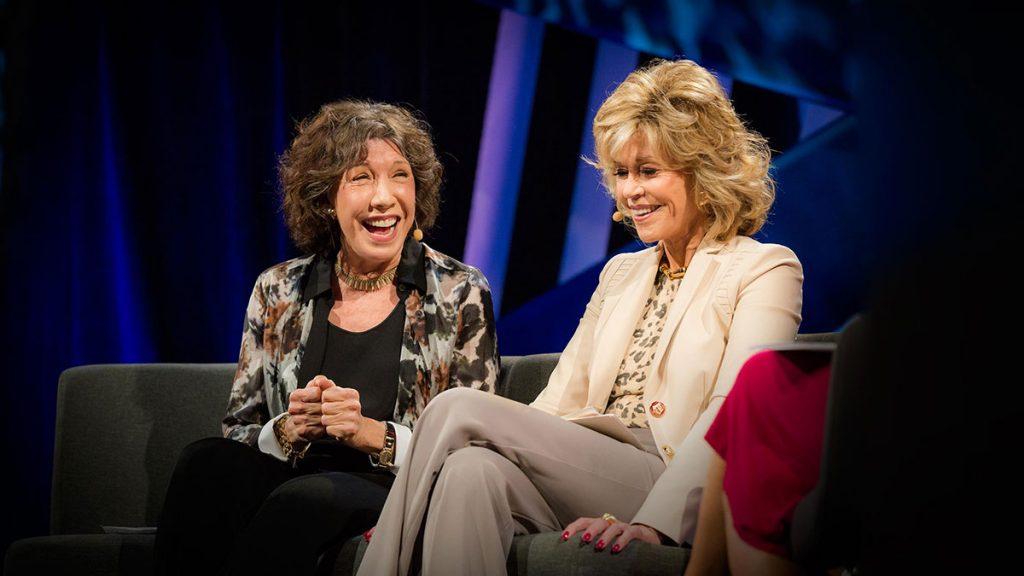 سخنرانی تد : گرامیداشت مسرتبخشی از رفاقت زنانه دیرپای