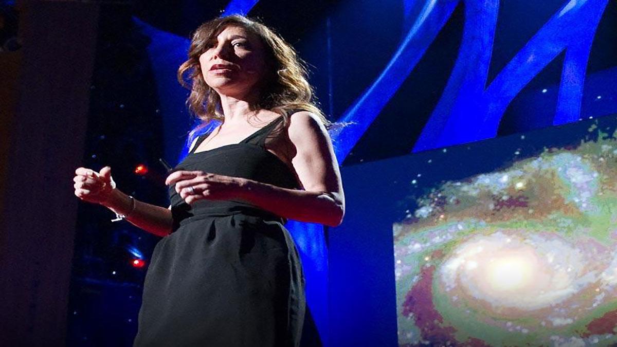 سخنرانی تد : جنا لوین: صدایی که کیهان تولید می کند
