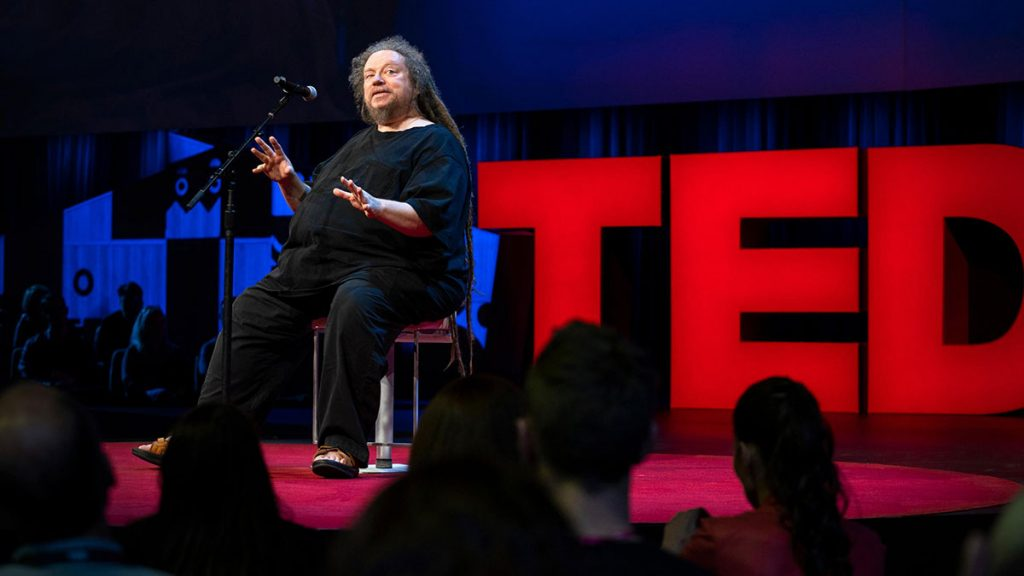 سخنرانی تد : چگونه به بازسازی اینترنت نیازمندیم؟