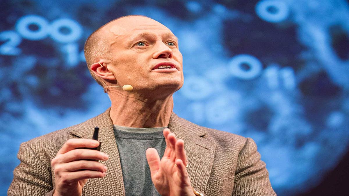 سخنرانی تد : آیا تکنولوژی میتواند مشکلات بزرگ ما را حل کند؟