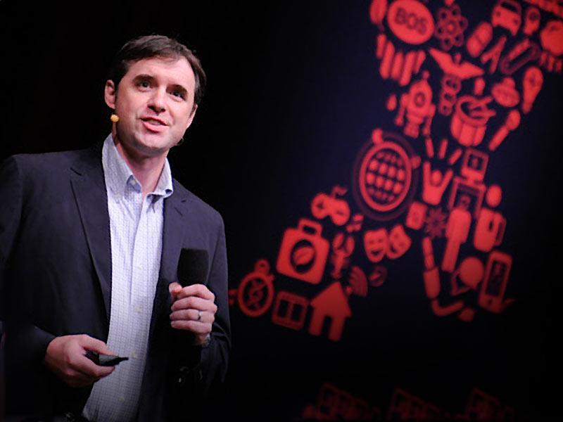 سخنرانی تد : تحقیق روی سرطان با استفاده از روش منبع آزاد