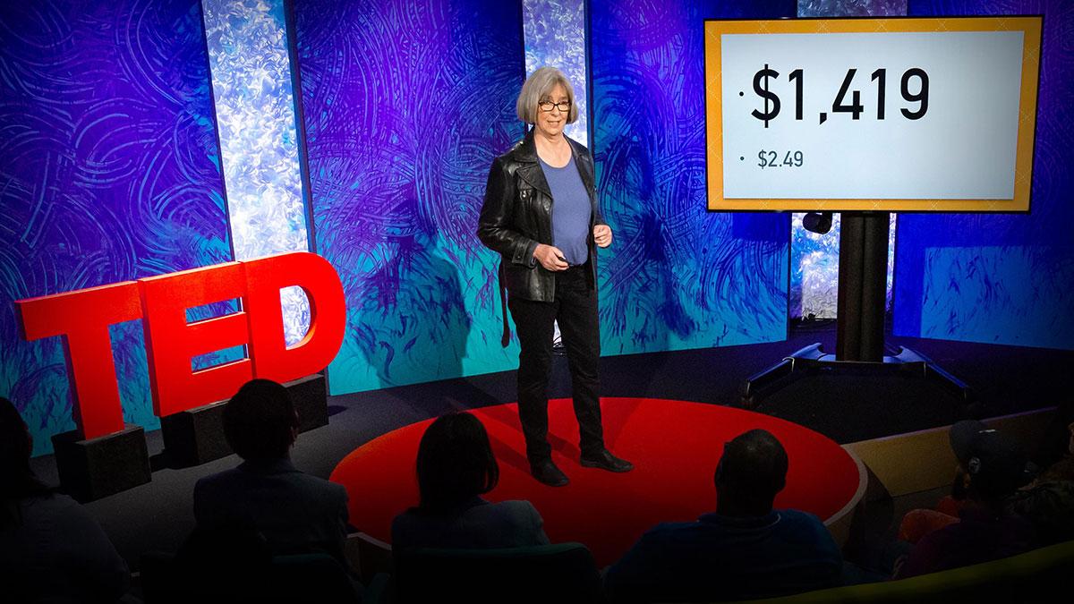 سخنرانی تد : چه میشد اگر تمام هزینههای درمانی شفاف میشد؟