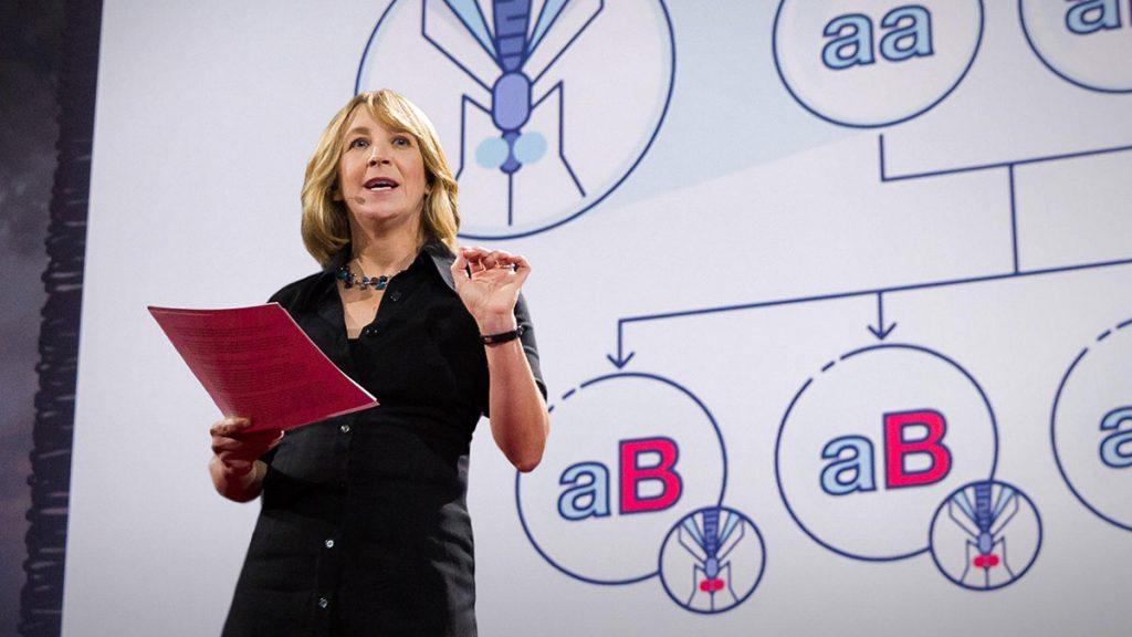 سخنرانی تد : اکنون ویرایش ژن میتواند یک گونه را کاملاً تغییر دهد— برای همیشه