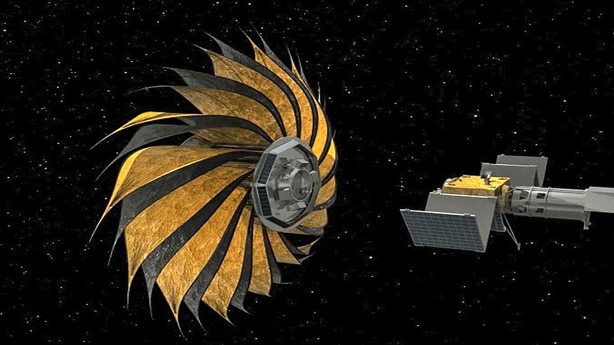 سخنرانی تد : دستگاهی شبیه به گلبرگ های گیاهان که ممکن است برای کشف سیارات شبیه به زمین به ما کمک کند