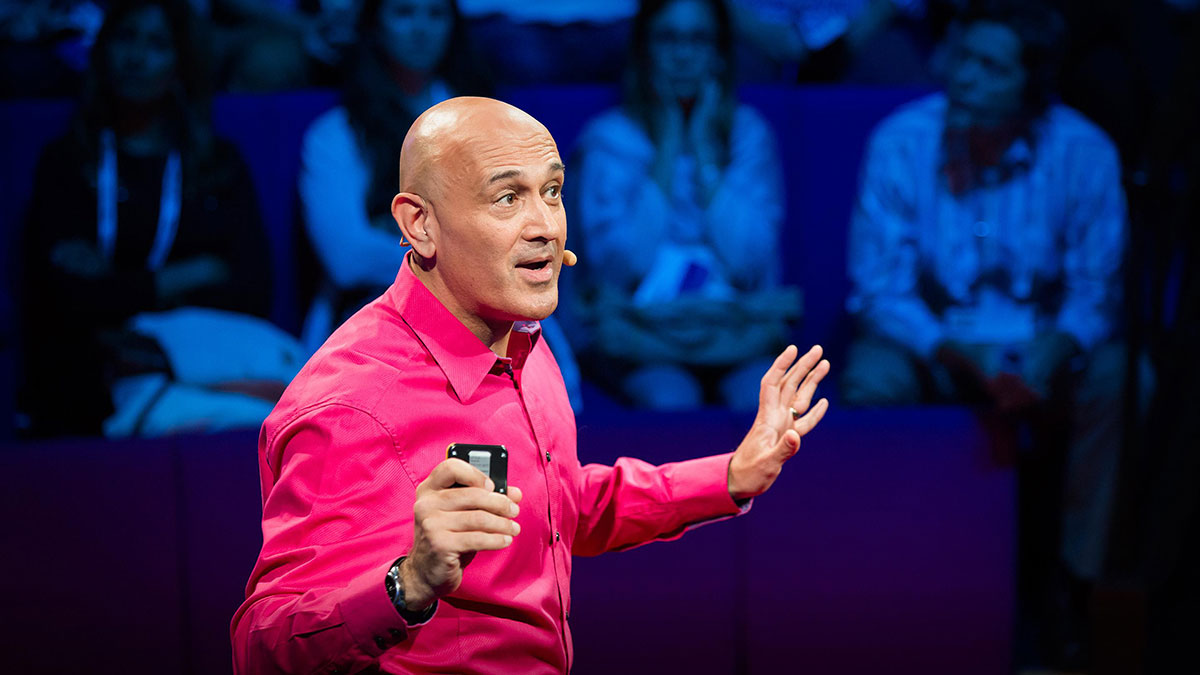 سخنرانی تد : چگونه زیست شناسی کوانتومی ممکن است به بزرگترین سوالات زندگی پاسخ دهد