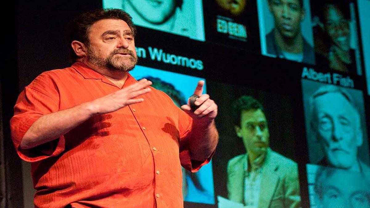 سخنرانی تد : جيم فالن: بررسي مغز قاتلها