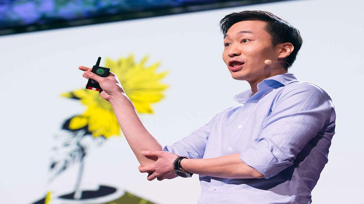 سخنرانی تد : طراحی برای حواس پنجگانه