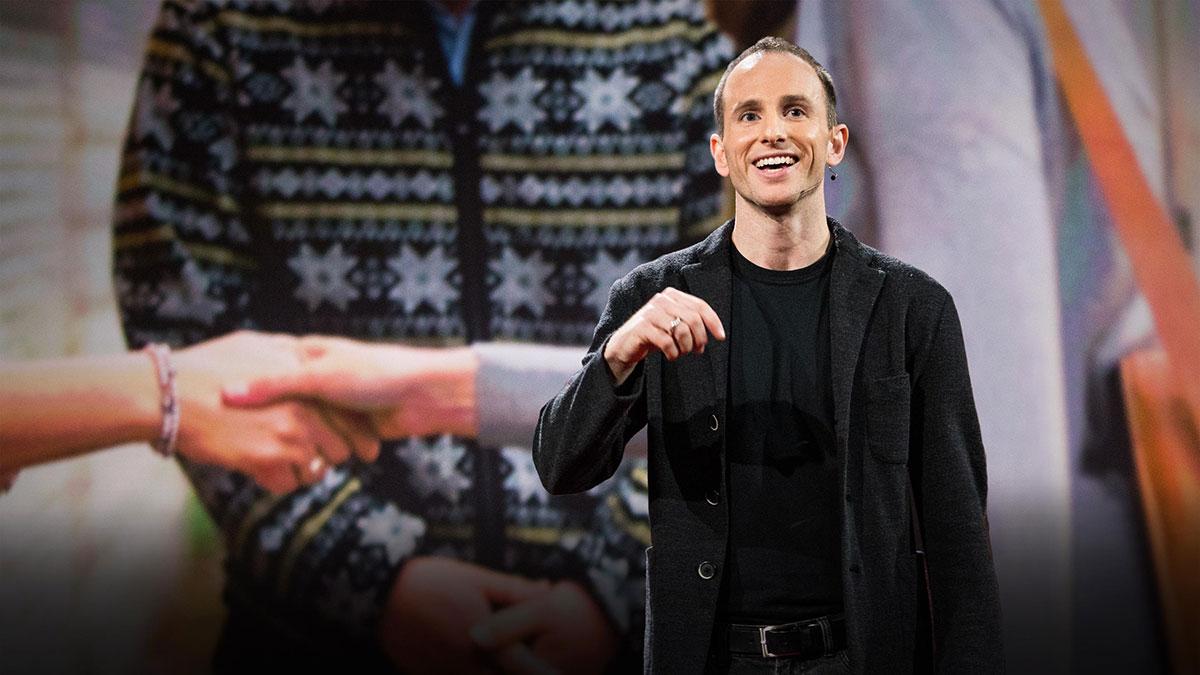 سخنرانی تد : چگونه Airbnb برای جلب اعتماد طراحی میکند