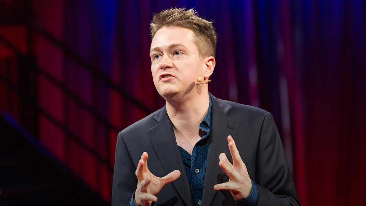 سخنرانی تد : همه آنچه درباره اعتیاد میدانید اشتباه است
