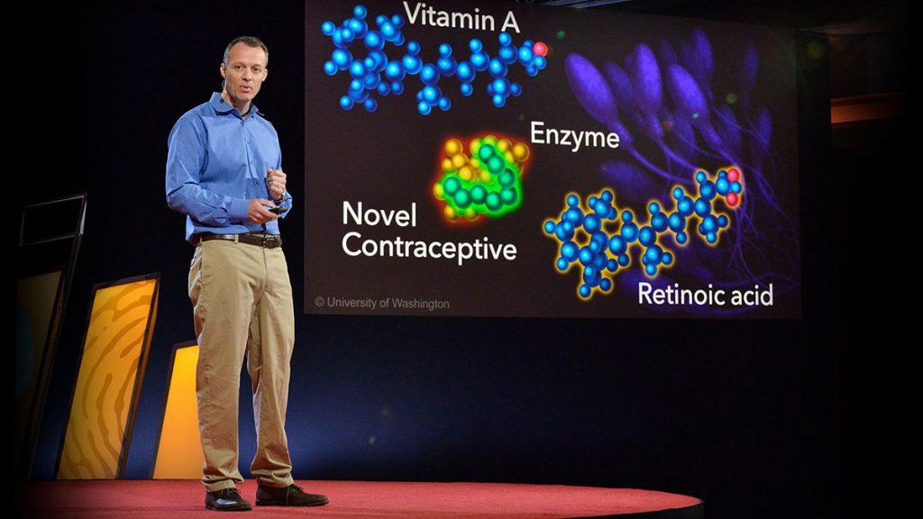 سخنرانی تد : چطور یک ضد بارداری مردانه میتواند موثر باشد؟