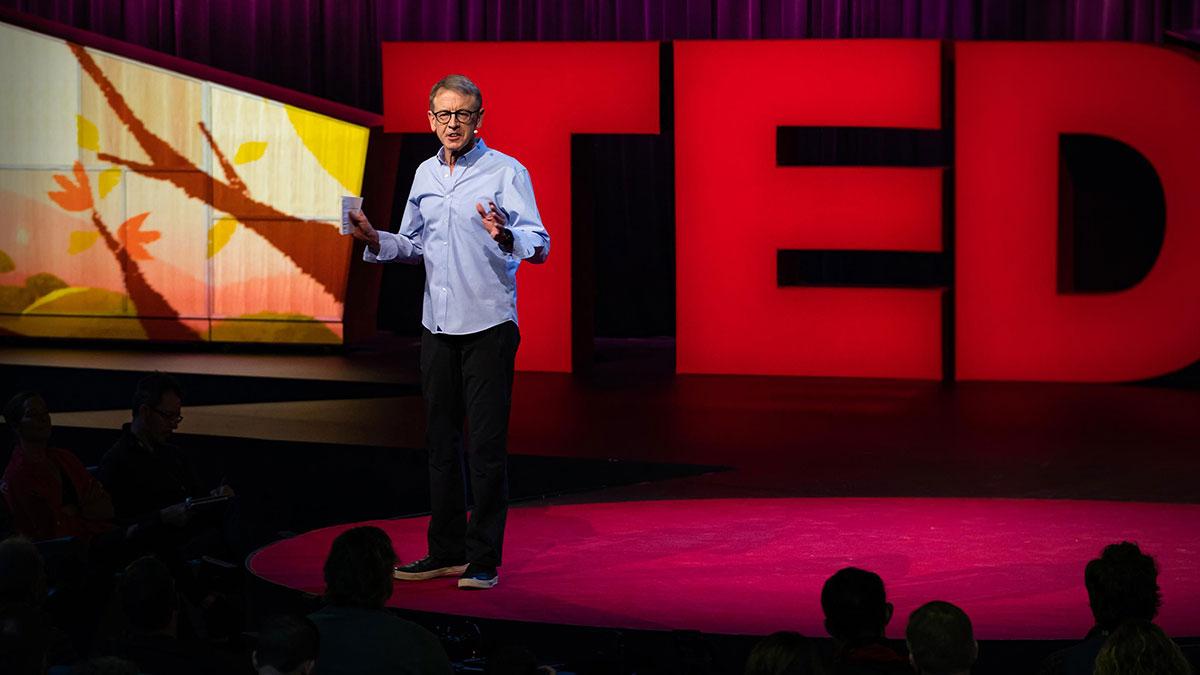 سخنرانی تد : چرا راز موفقیت در انتخاب هدفهای درست است؟
