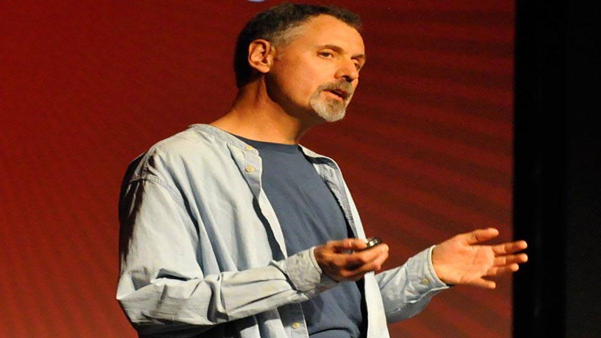 سخنرانی تد : پریزهای هوشمند جان لا گرو