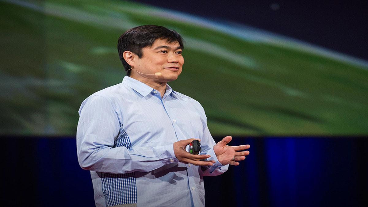 سخنرانی تد : می خواهی نوآوری کنی؟ حال را دریاب