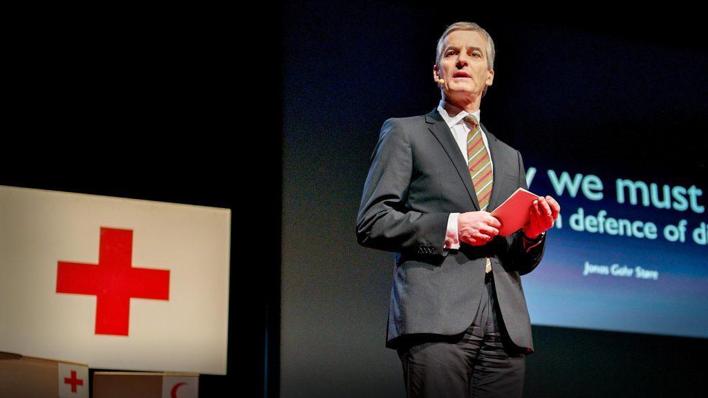 سخنرانی تد : جوناس گار استور: در دفاع از گفتگو