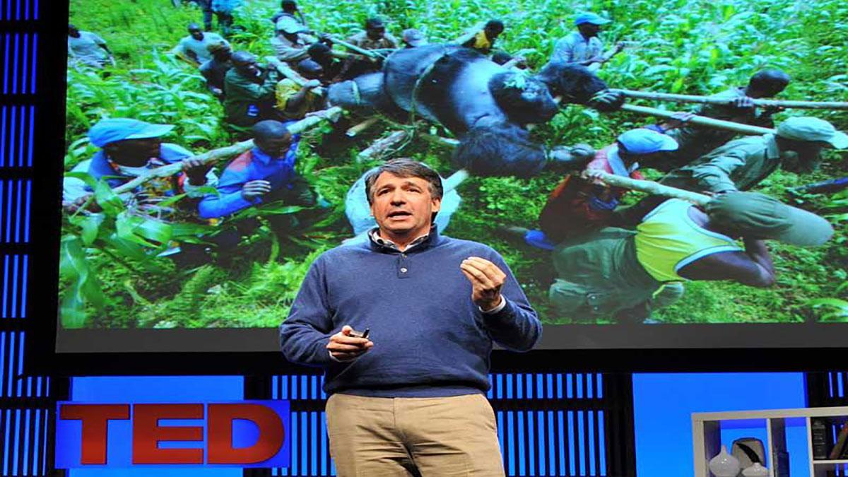 سخنرانی تد : جاناتان کلین : عکس هایی که جهان را تغییر داد