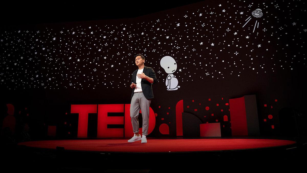 سخنرانی تد : شما در تنهاییتان تنها نیستید