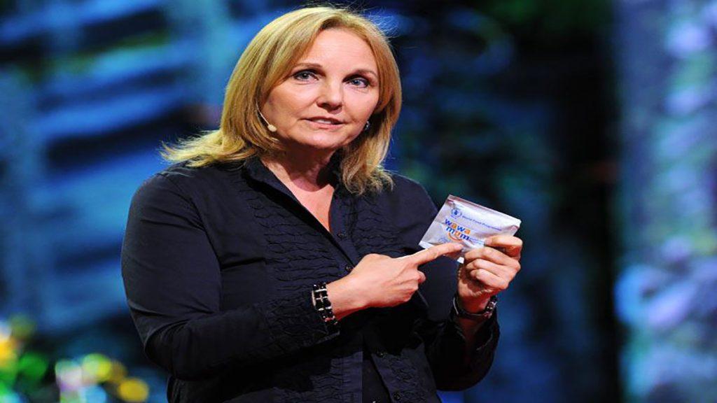 سخنرانی تد : جوزِت شیرن :هم اکنون به گرسنگی پایان دادن