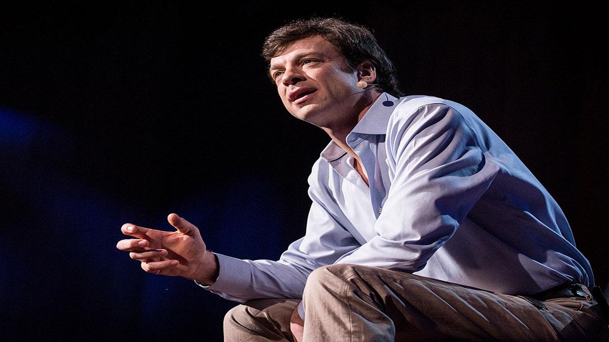سخنرانی تد : جاشوا پراگر: در جستجوی مردی که گردنم را شکست