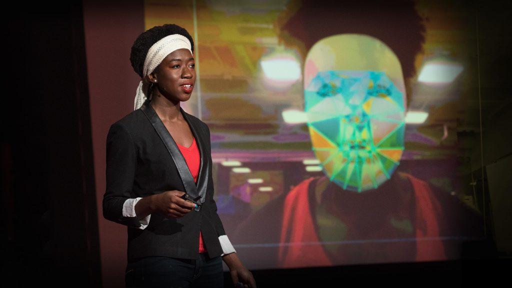 سخنرانی تد : من چگونه با تبعیض در الگوریتمها مبارزه میکنم؟