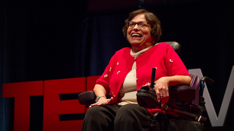 سخنرانی تد : مبارزه برای حقوق معلولان— و این که چرا هنوز تحقق نیافته است