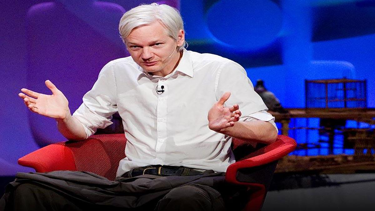 سخنرانی تد : چرا جهان به ویکی لیکس نیاز دارد