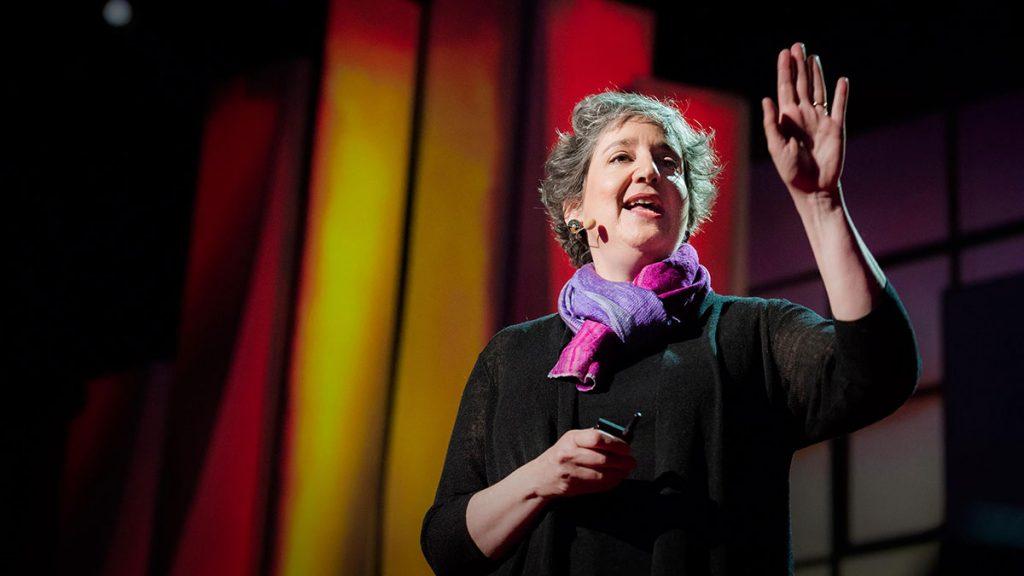 سخنرانی تد : چهار درس در مورد خلاقیت