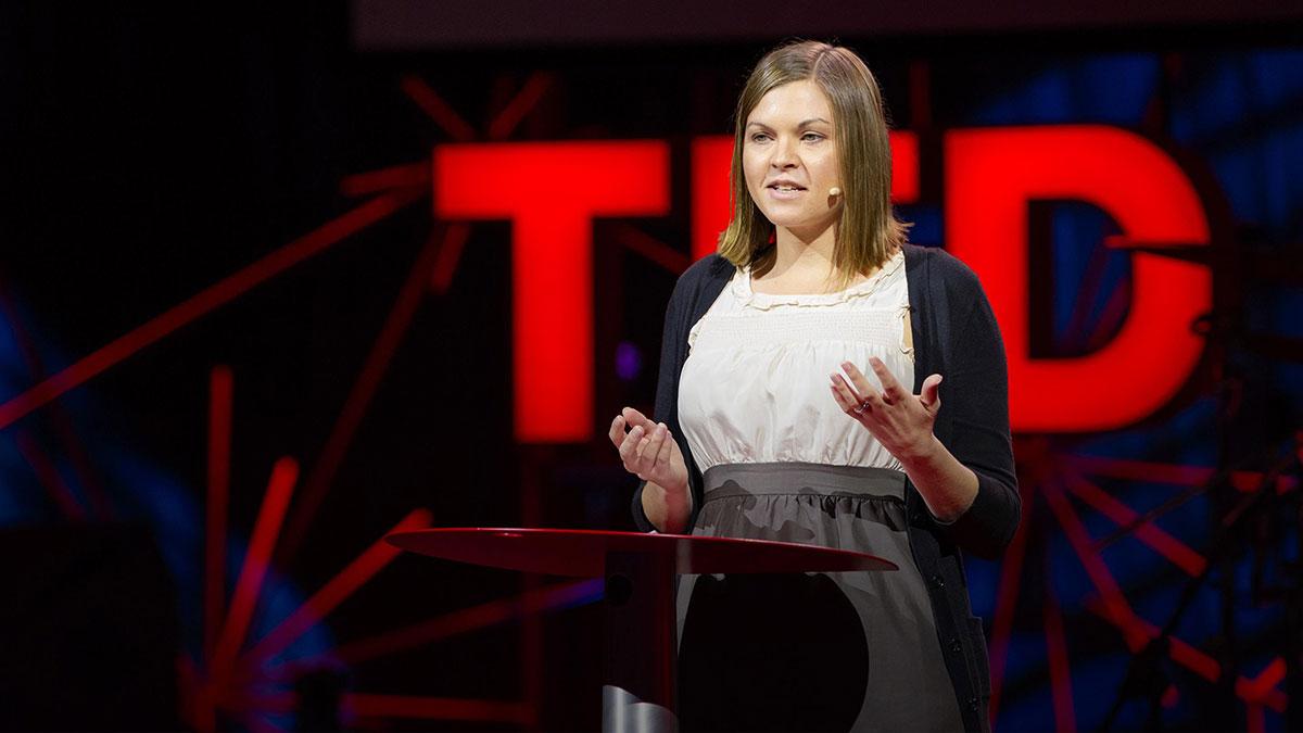 سخنرانی تد : کارن تامپسون واکر: آنچه ترس میتواند به ما بیاموزد