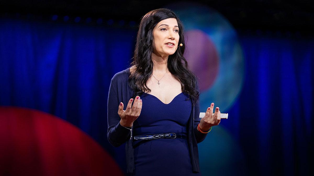 سخنرانی تد : زیستشناسی جنسیت، از DNA تا مغز
