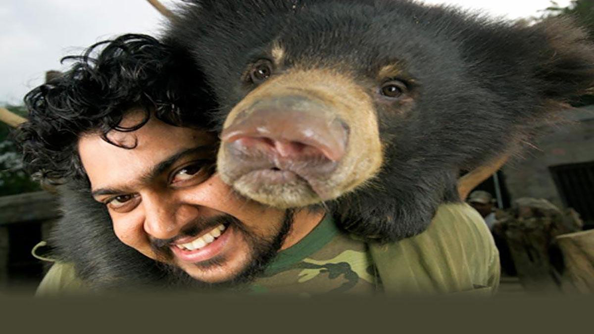 سخنرانی تد : كاتريك ساتيانارايان: نجات خرسهاي رقاص خيابانها