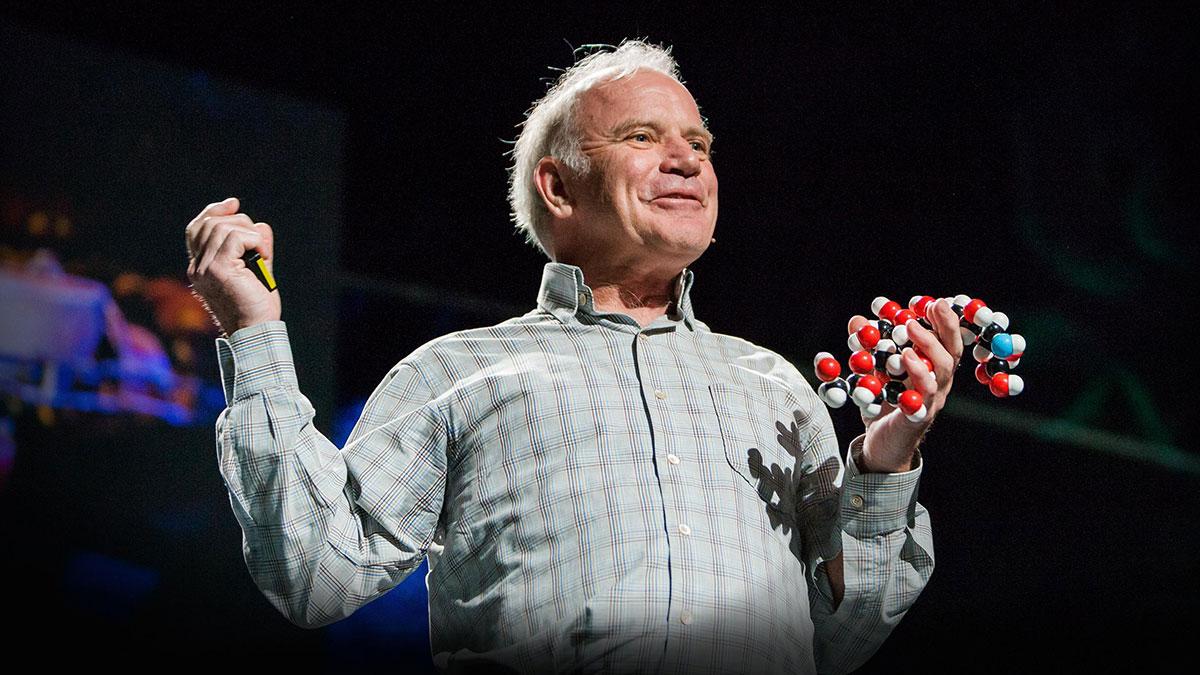 سخنرانی تد : نسل جدید درمان کری مولیس برای عفونت های کشنده