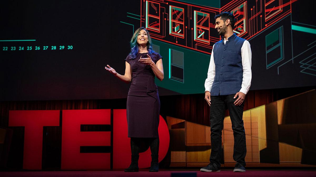 سخنرانی تد : دستگاههای هوشمندتان درباره شما چه میدانند (و منتشر می کنند)