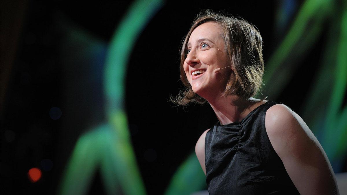 سخنرانی تد : کیت هارتمن: هنر ارتباطات پوشیدني