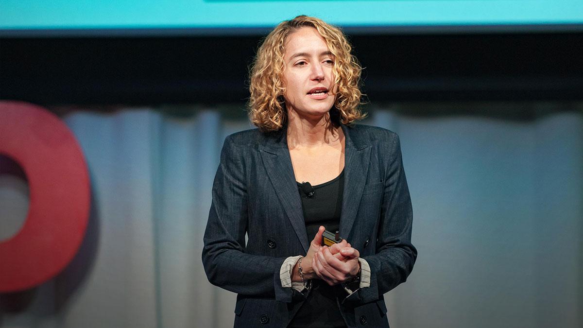 سخنرانی تد : کاترین شولز: از پشیمانی، پشیمان نباشید