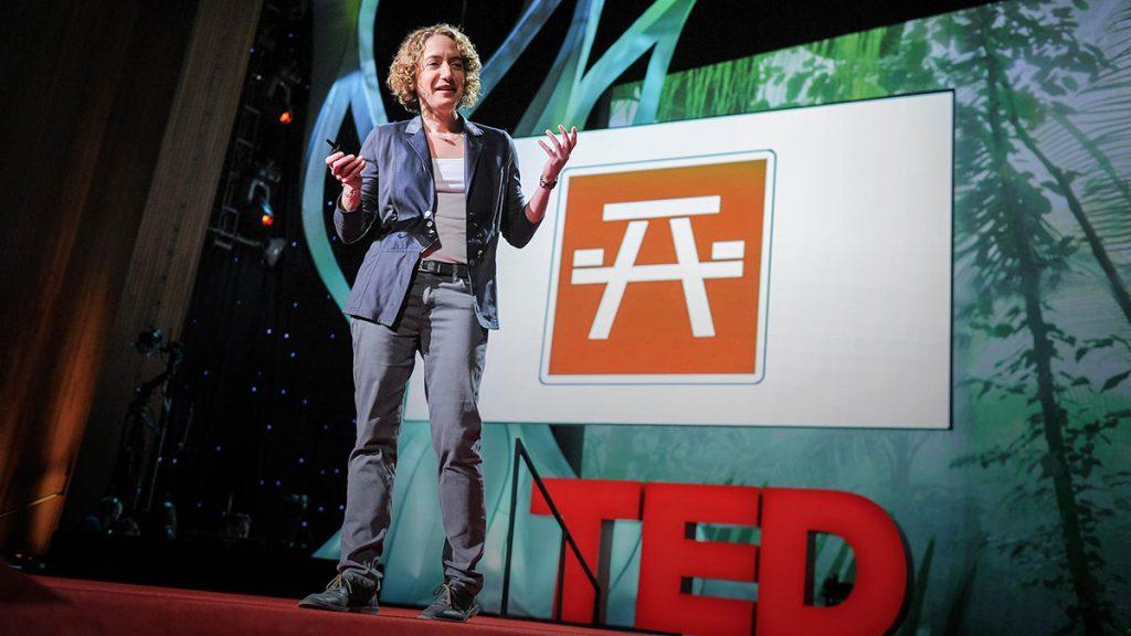 سخنرانی تد : کاترین شوتز: درباره اشتباهات آدمها صحبت میکنه.
