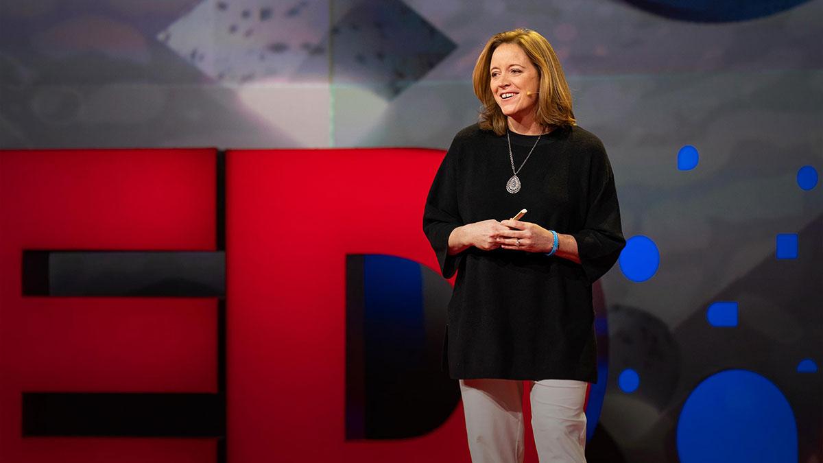 سخنرانی تد : تفاوت بین عشق سالم و ناسالم