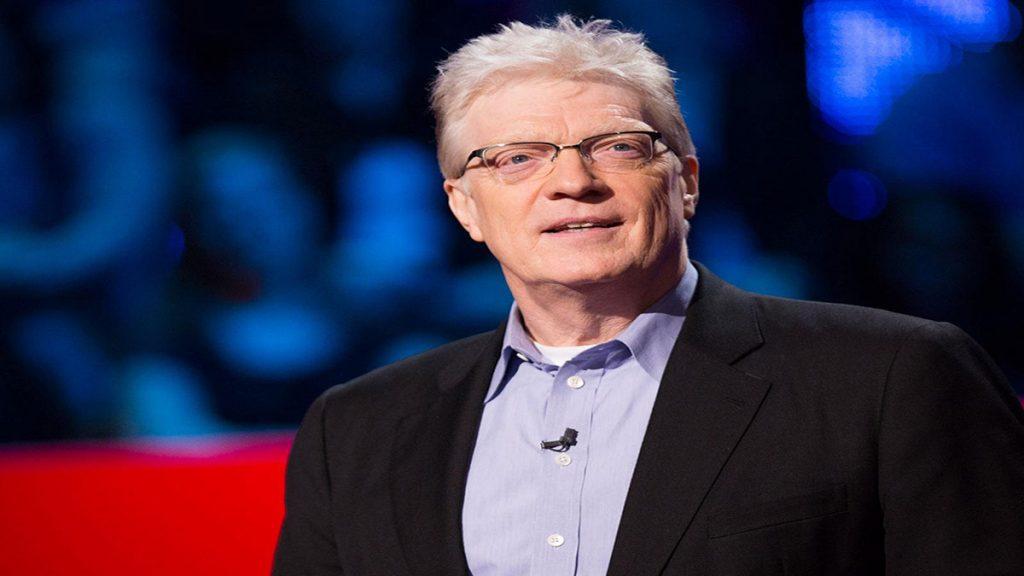 سخنرانی تد : کِن رابینسون: چگونه از درهی مرگِ آموزش و پرورش رهایی بجوییم
