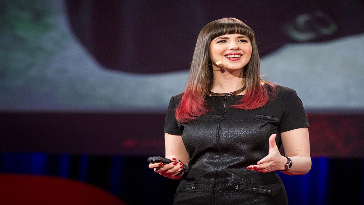 سخنرانی تد : هکرها: سیستم ایمنی اینترنت
