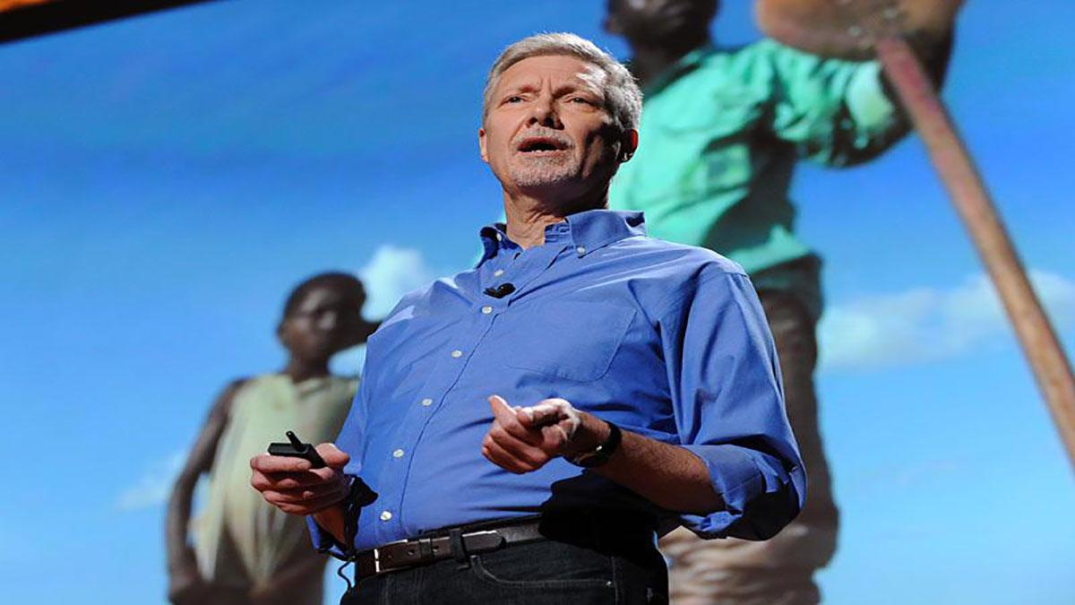 سخنرانی تد : کوین بالز: مبارزه با بردهداری مدرن