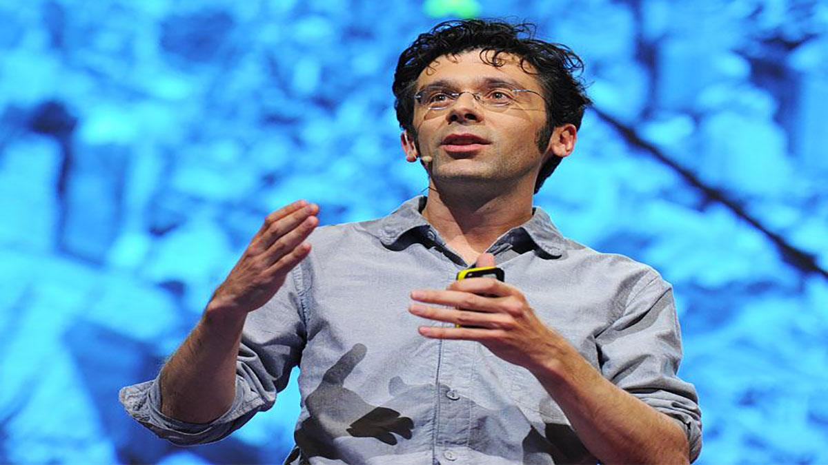 سخنرانی تد : کوین سالوین: الگوریتم ها چگونه جهان ما را شکل داده اند؟