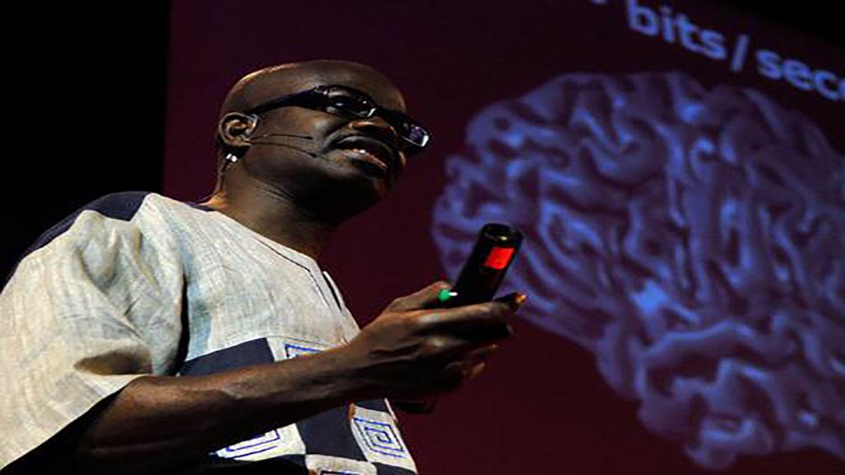 سخنرانی تد : کامپیوتری که مانند مغز کار میکند