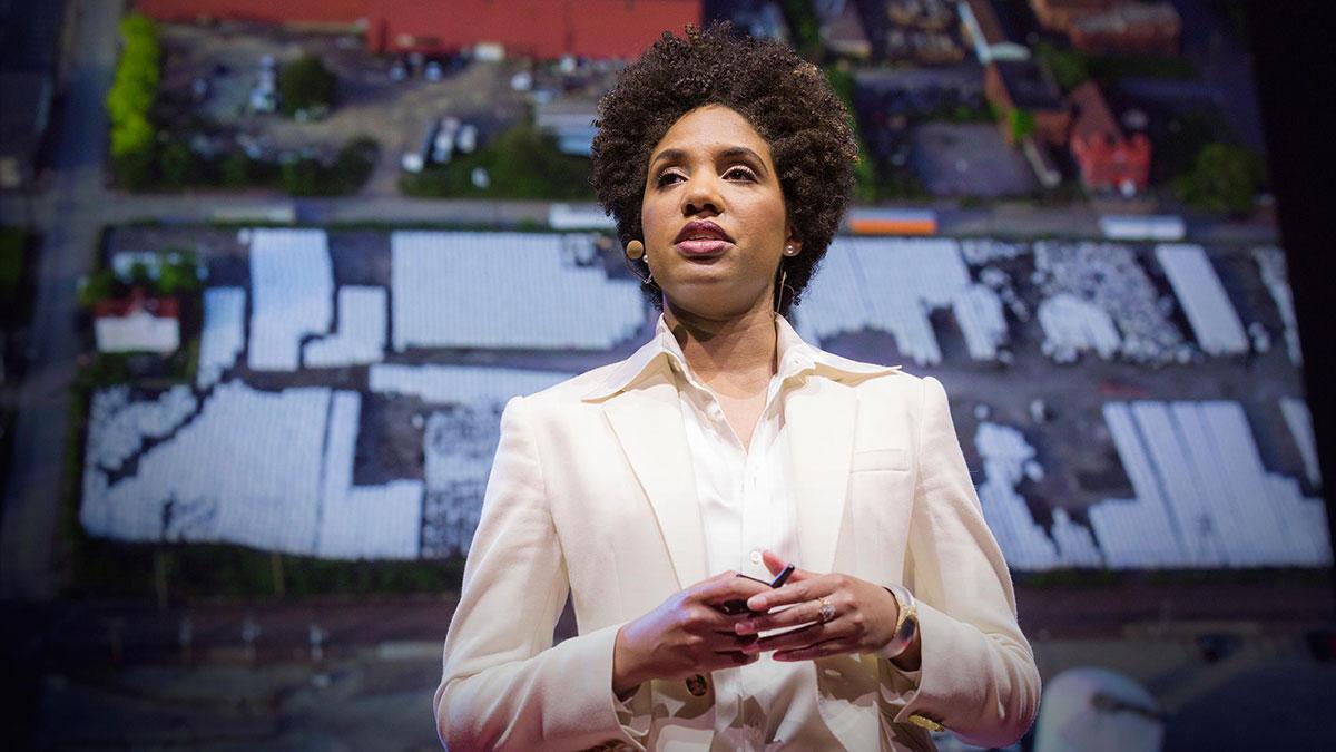سخنرانی تد : تاریخ مصور نابرابری در آمریکای صنعتی